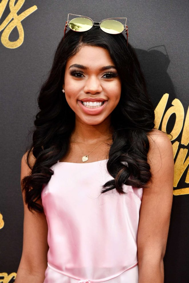 Teala Dunn - 2017 MTV Movie And TV Awards in Los Angeles