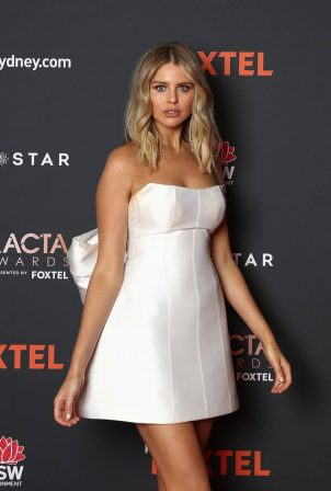 Tegan Martin - 2020 AACTA Awards in Sydney