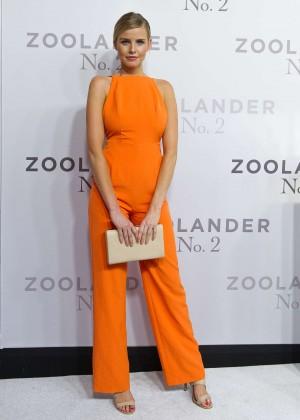 Tegan Martin - 'Zoolander 2' Premiere in Sydney