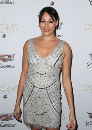 Tehmina Sunny - Cadillac celebrates The 89th Annual Academy Awards in LA