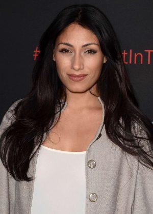 Tehmina Sunny - 'If You're Not In The Obit, Eat Breakfast' Screening in LA