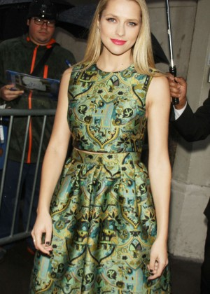 Teresa Palmer at AOL BUILD to talk about new movie The Choice in New York