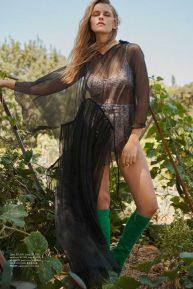 Teresa Palmer - ELLE Australia Magazine (April 2020) adds