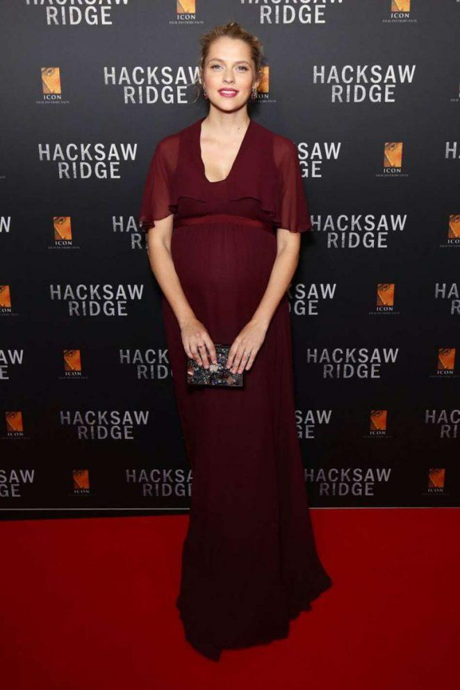 Teresa Palmer - 'Hacksaw Ridge' Premiere in Sydney