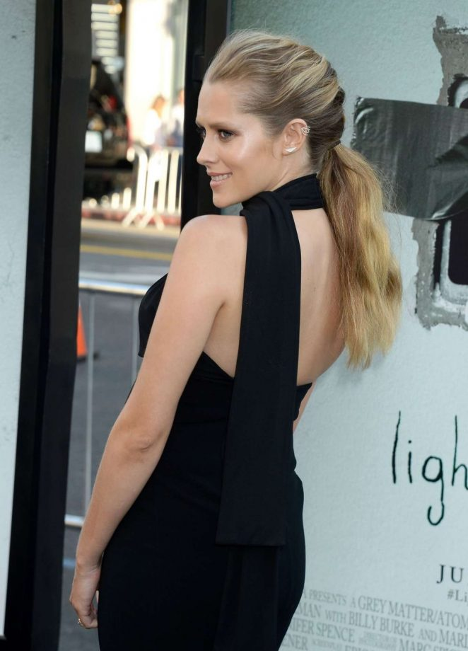 Teresa Palmer: Lights Out LA Premiere -06