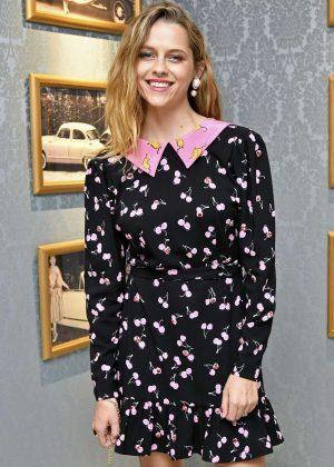 Teresa Palmer - Miu Miu Dinner at Haute Couture Fashion Week in Paris