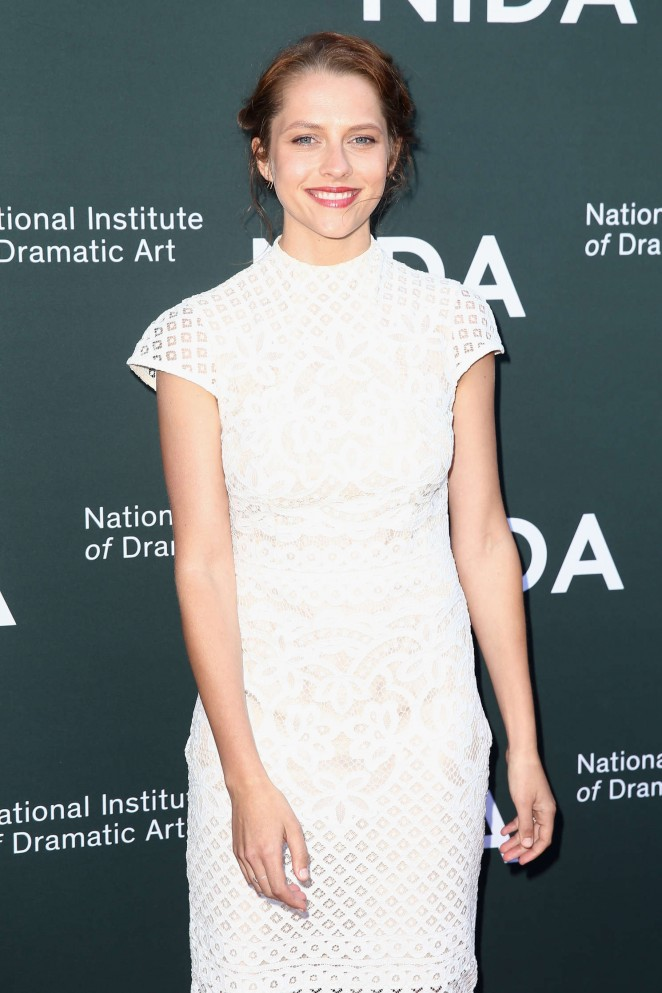 Teresa Palmer - NIDA Graduate School Launch in Sydney