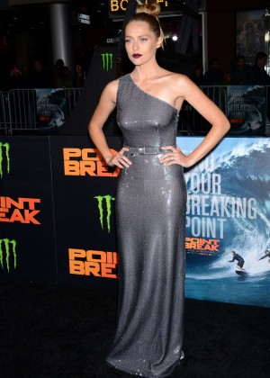 Teresa Palmer - 'Point Break' Premiere in Hollywood