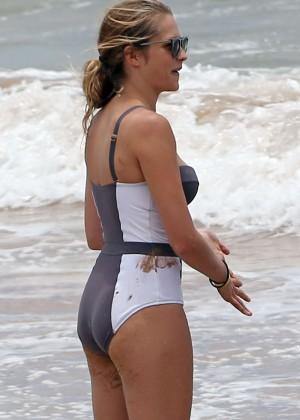 Teresa Palmer in Swimsuit -28