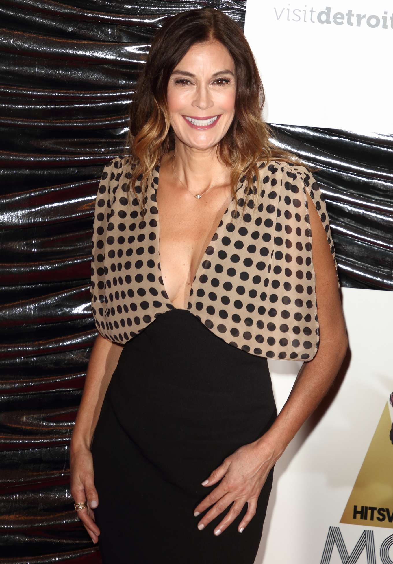 Teri Hatcher - 'Hitsville:The Making of Motown' Premiere in London
