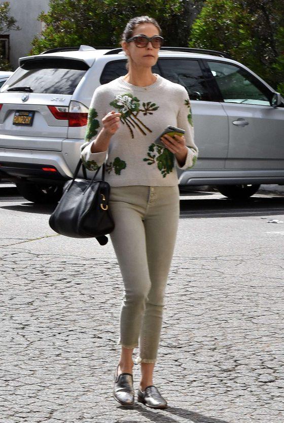 Teri Hatcher - Out in Studio City
