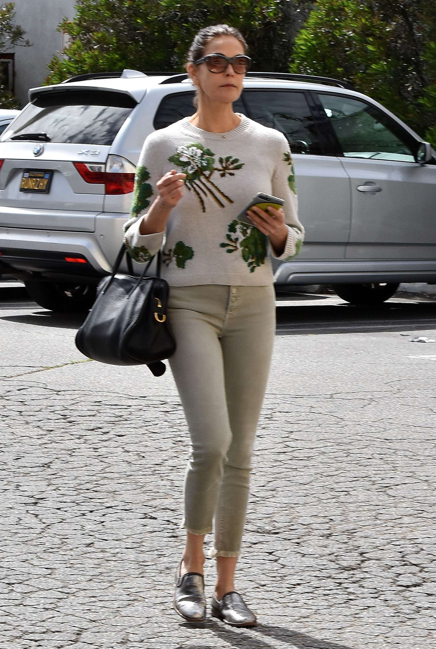 Teri Hatcher - Out in Studio City