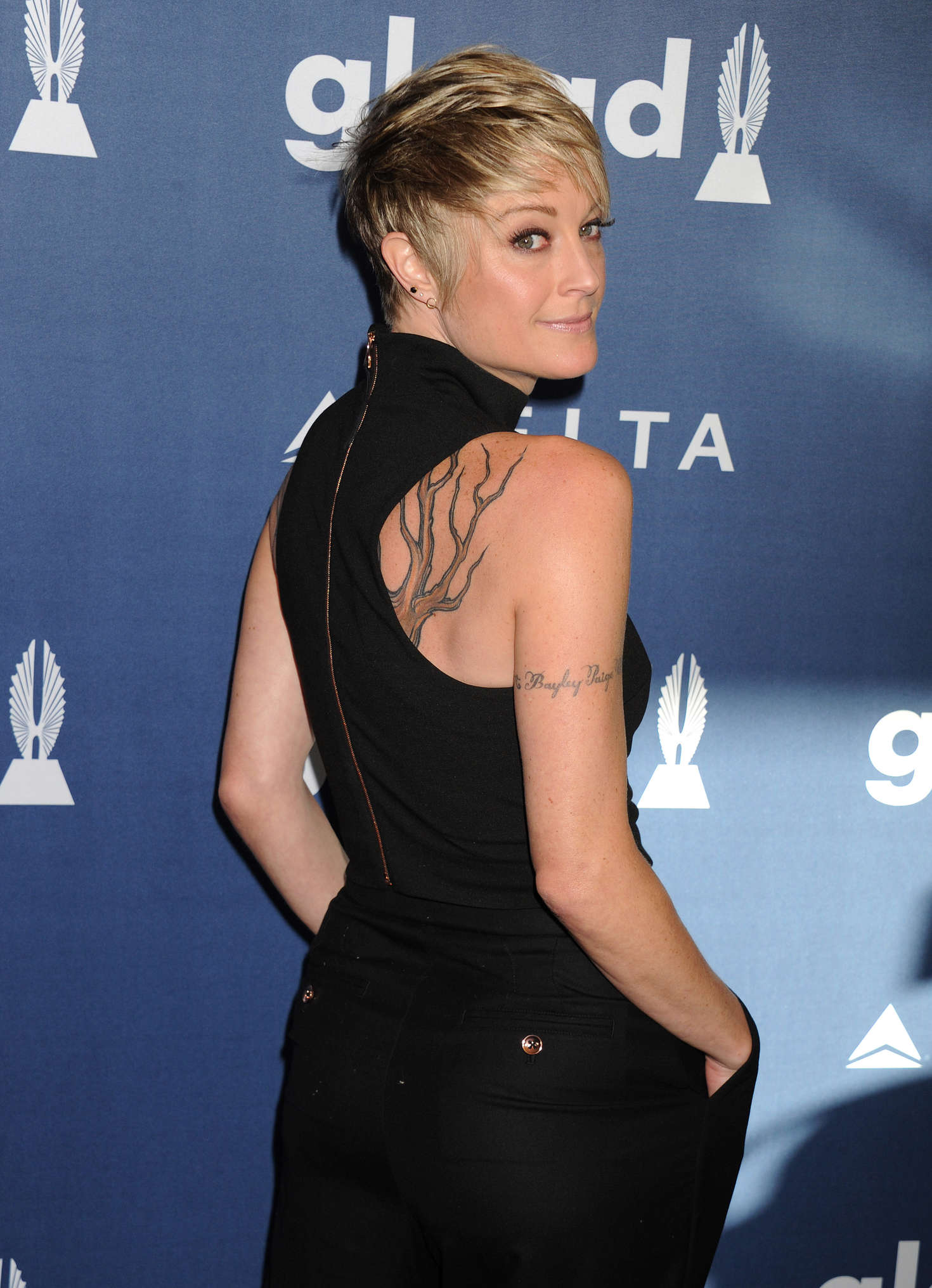 Teri Polo 27th Annual Glaad Media Awards In Beverly Hills Gotceleb