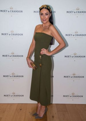 Terry Biviano - Moet Chandon Race Day Party in Sydney