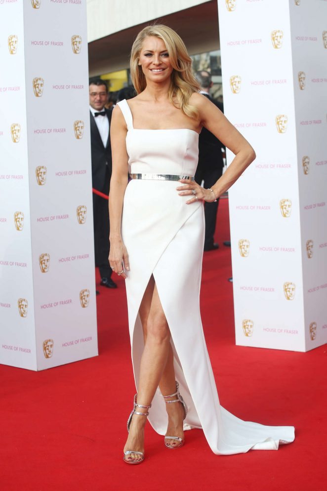 Tess Daly - BAFTA TV Awards 2016 in London