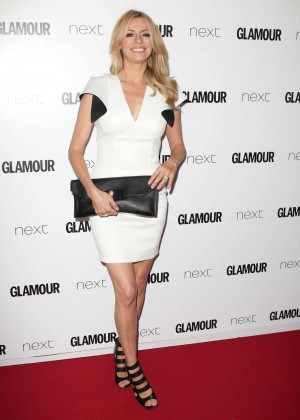 Tess Daly - 2015 Glamour Women Of The Year Awards in London