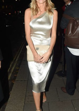 Tess Daly - Goldie's Love in Charity Fundraiser in London