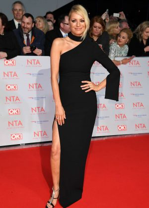 Tess Daly - National Television Awards 2018 in London