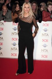 Tess Daly - National Television Awards 2020 in London