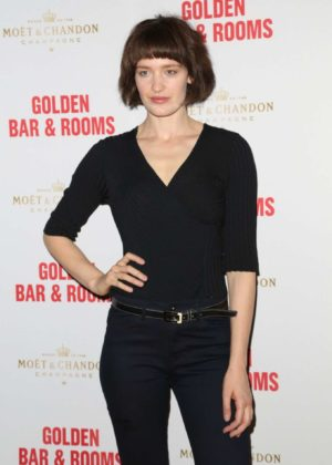 Tess Haubrich - Double Bay Institution Launching The Golden Bar and Rooms in Sydney