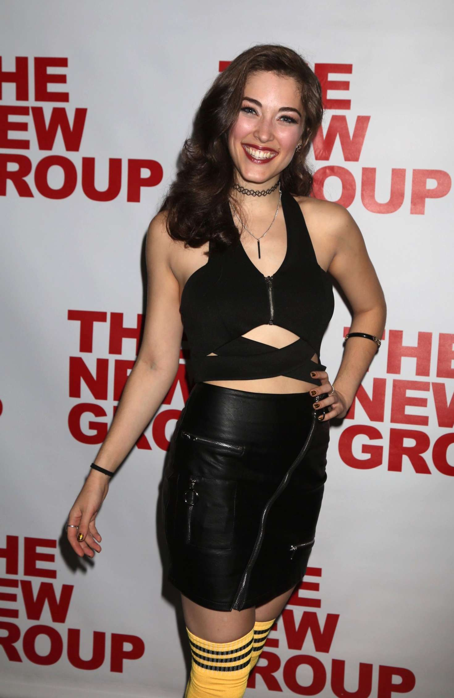 Tessa Grady - Opening Night party for Clueless The Musical in NY