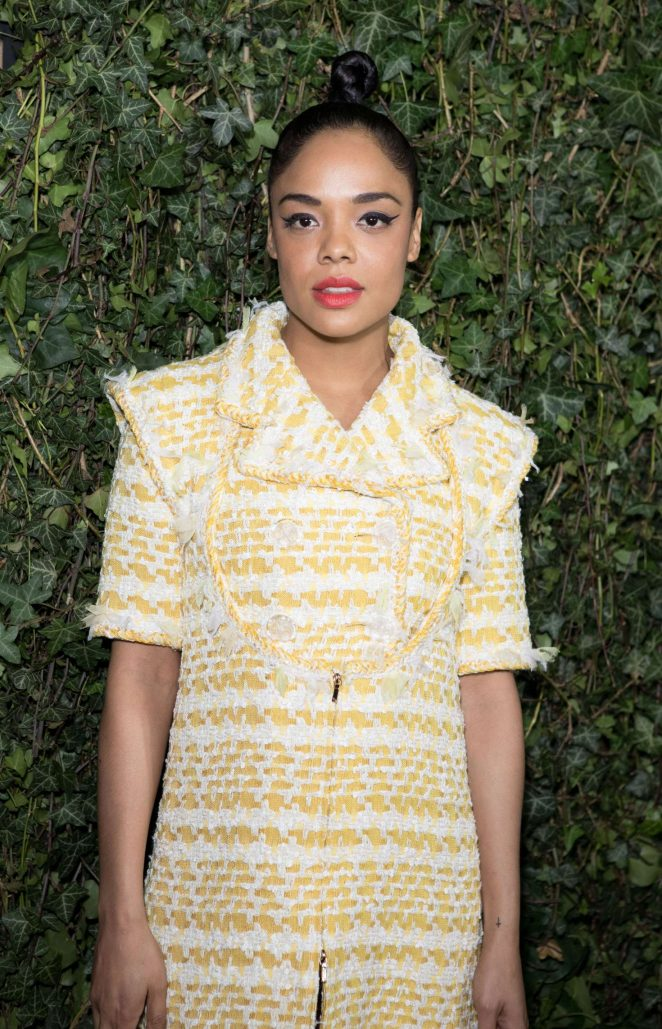 Tessa Thompson - 2018 BAFTA Nominees Party in London