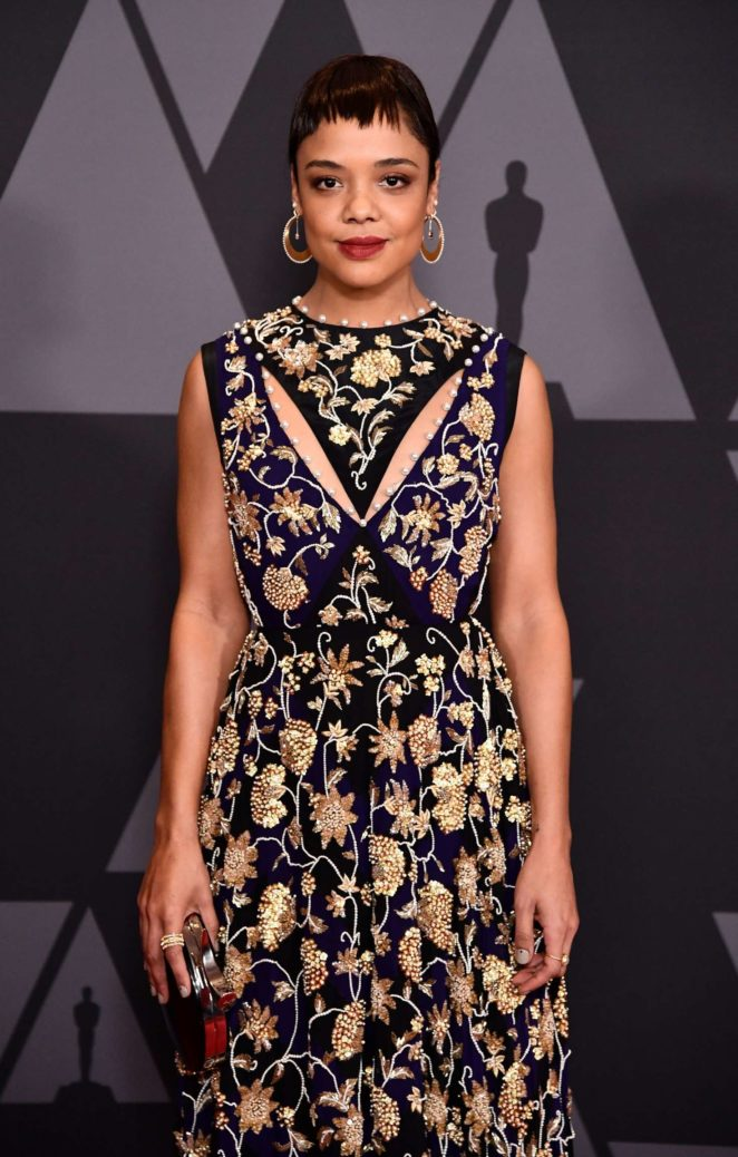 Tessa Thompson - 9th Annual Governors Awards in Hollywood