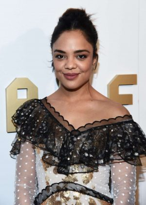 Tessa Thompson - Alfre Woodard hosts 8th Annual Oscars Sistahs Soiree in Los Angeles