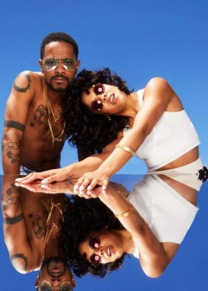Tessa Thompson and Lakeith Stanfield - GQ Magazine (July 2018)