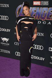 Tessa Thompson - 'Avengers: Endgame' Premiere in Los Angeles