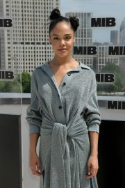 Tessa Thompson - 'Men In Black International' Photocall in London