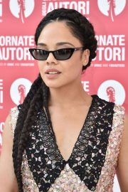 Tessa Thompson - MiuMiu Photocall at 76th Venice Film Festival