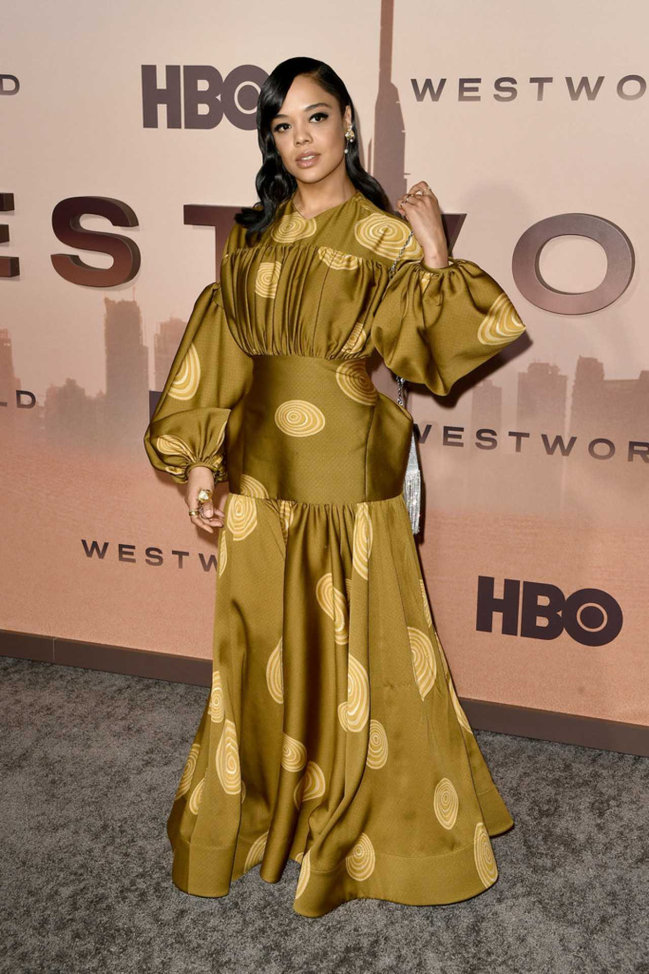 Tessa Thompson - 'Westworld' Season 3 premiere in Hollywood