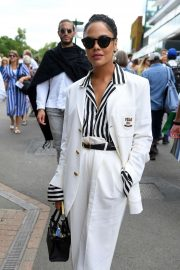 Tessa Thompson - Wimbledon Tennis Championships 2019 in London