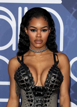 Teyana Taylor - Soul Train Awards 2016 in Las Vegas