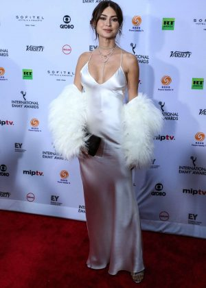 Thaila Ayala - 46th International Emmy Awards Gala in New York