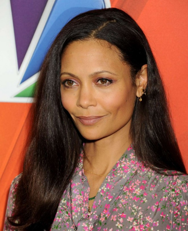 Thandie Newton - 2015 NBCUniversal Press Tour Day 2 in Pasadena