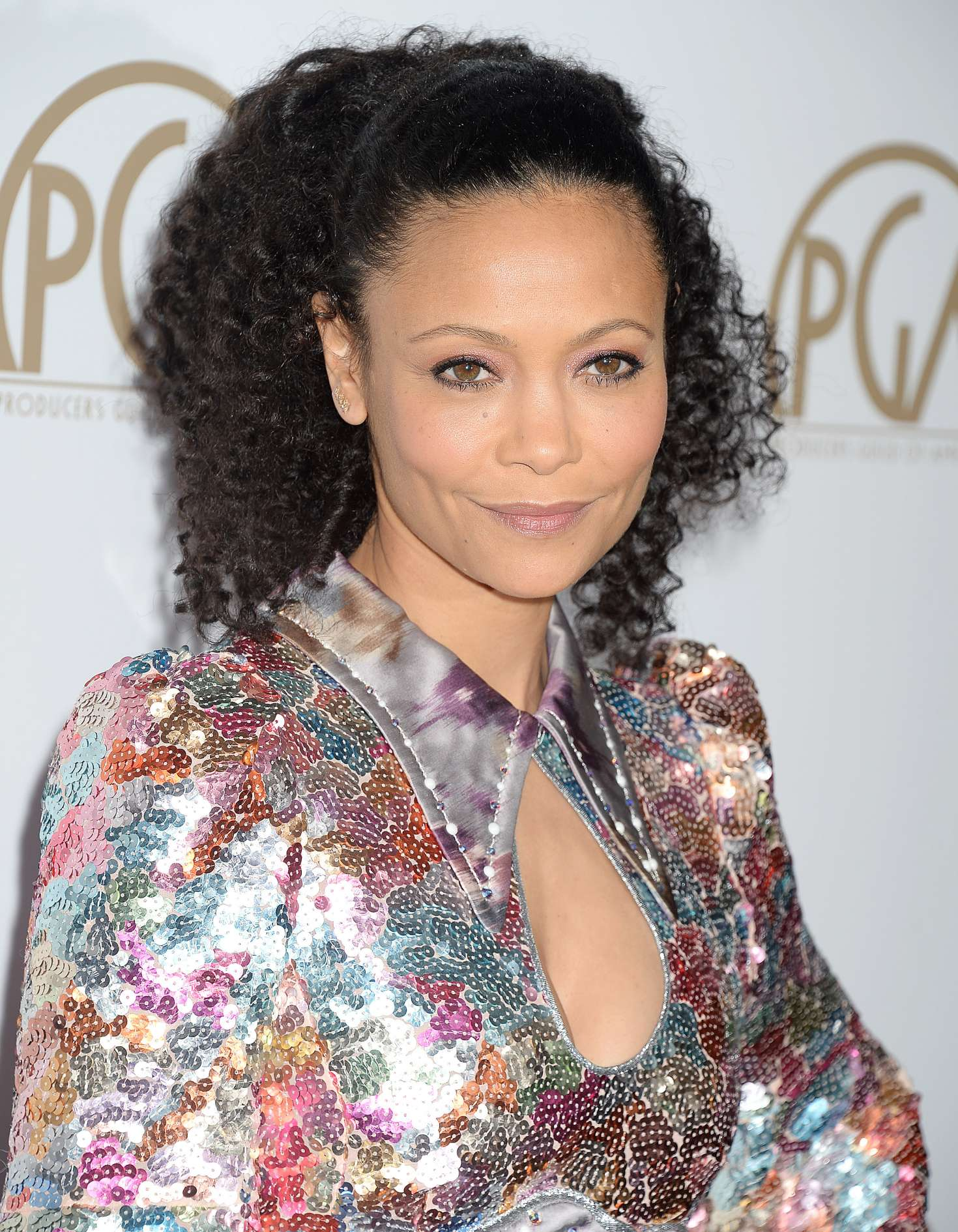Thandie Newton - 2017 Annual Producers Guild Awards in Los Angeles