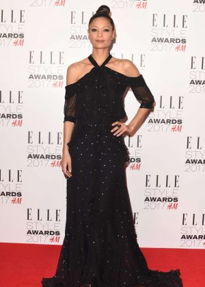 Thandie Newton - 2017 Elle Style Awards in London