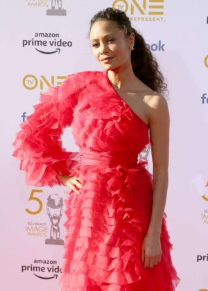 Thandie Newton - 50th NAACP Image Awards in Hollywood