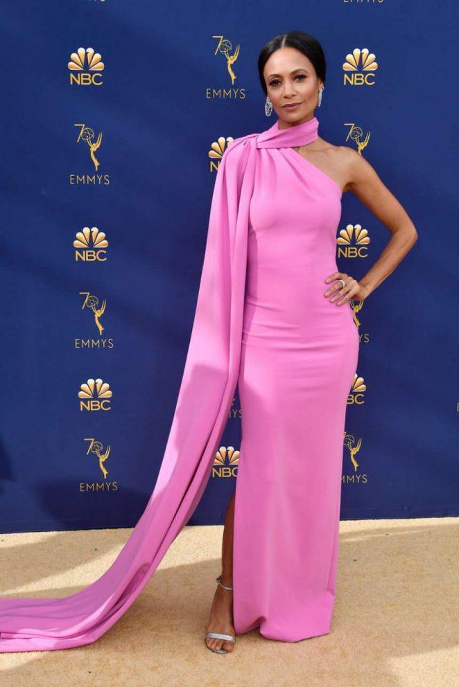 Thandie Newton - 2018 Emmy Awards in LA