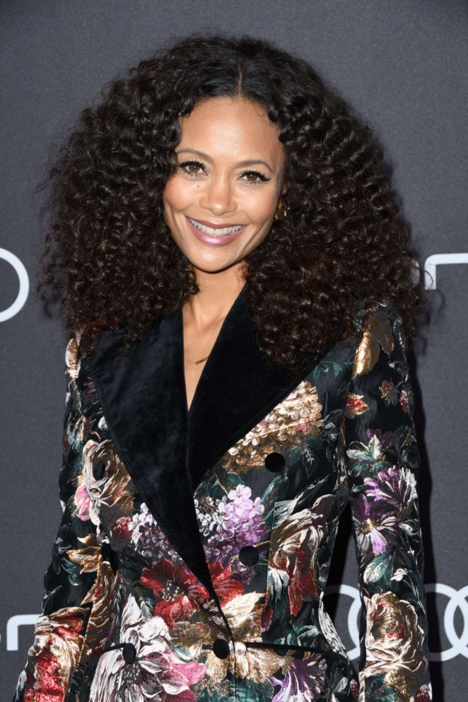 Thandie Newton - Audi Celebrates The 70th Emmys in West Hollywood