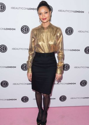 Thandie Newton - Beautycon Festival 2016 in London