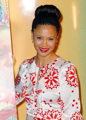 Thandie Newton - 'City Of Joy' Premiere in New York City