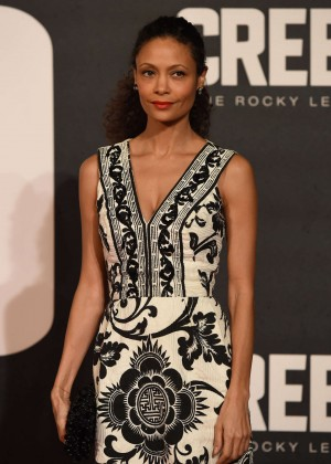 Thandie Newton - 'Creed' Premiere in London