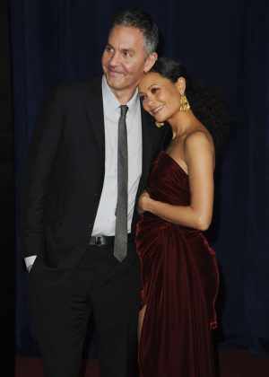 Thandie Newton - 'Dumbo' Premiere in Hollywood