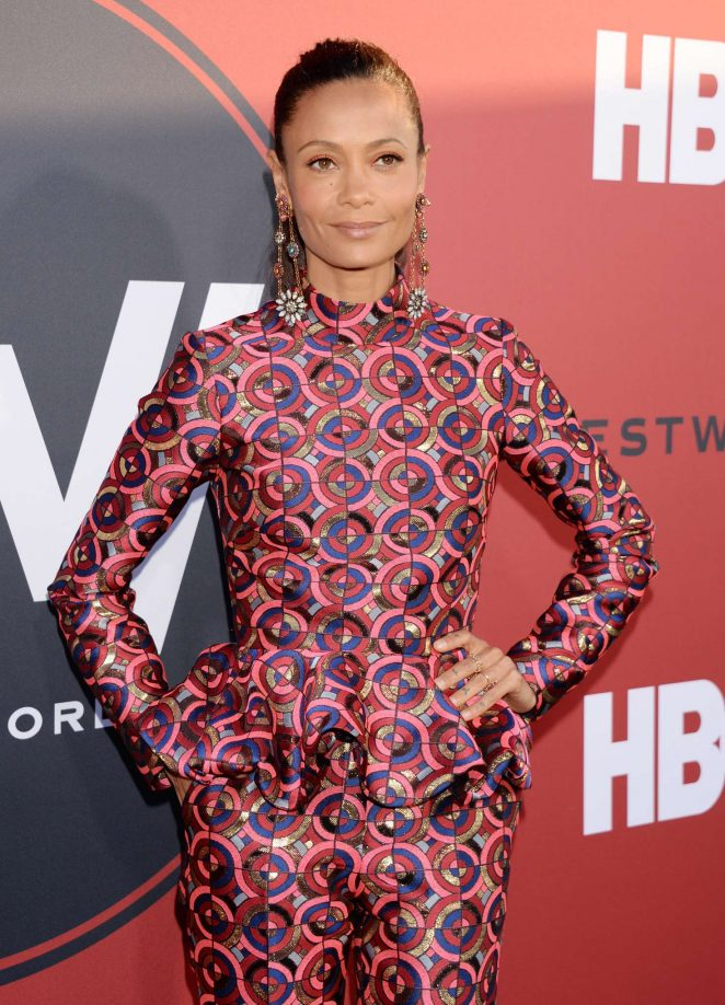 Thandie Newton - HBO's 'Westworld' Season 2 Premiere in Los Angeles