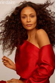Thandie Newton - Marie Claire Magazine (May 2019)