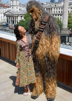 Thandie Newton - Solo: A Star Wars Story Photocall In London