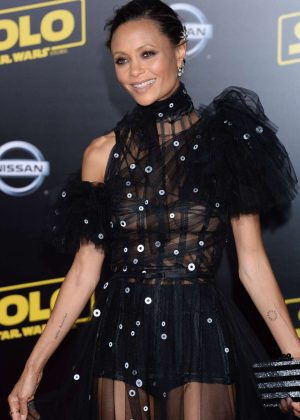 Thandie Newton - 'Solo: A Star Wars Story' Premiere in Los Angeles